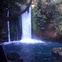 Foto diambil di Banias Waterfall oleh OSKAR S. pada 10/19/2012