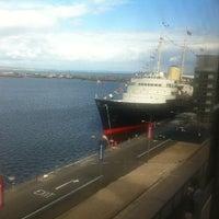Photo taken at Ocean Terminal by OSKAR S. on 5/10/2013