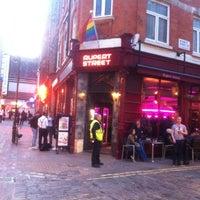 Photo taken at Rupert Street Bar by OSKAR S. on 5/2/2013