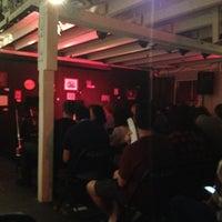 Photo taken at The Nerdist Theatre at Meltdown Comics by Adam W. on 6/19/2013