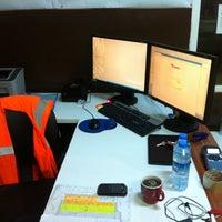 Photo taken at IFQC Office / Viking Geophysical Service LTD by Alp B. on 7/24/2013