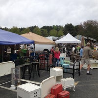 Photo taken at Scott Antique Market (Atlanta Expo Center South) by Bill R. on 4/14/2013
