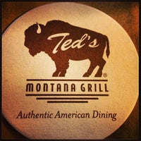 Photo taken at Ted's Montana Grill by Bill R. on 3/1/2013
