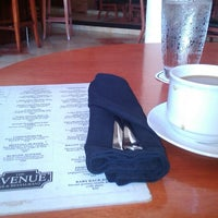 Photo taken at The Avenue Bar & Restaurant by Byron H. on 5/24/2013