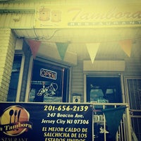 Photo taken at La Tambora by Evelyn G. on 5/2/2014