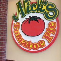 Photo taken at Nick's Tomatoe Pie by Nicole G. on 6/29/2017