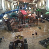 Photo taken at Great Wolf Lodge by C M. on 4/25/2013