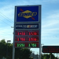 Photo taken at Sunoco by C M. on 5/26/2013