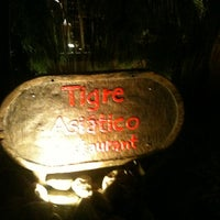 7/7/2013にGisele F.がRestaurante Tigre Asiáticoで撮った写真