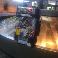 Photo taken at Norfolk International Airport Baggage Claim by Glenn F. on 9/29/2013