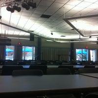 Photo taken at Webb Center by Glenn F. on 11/6/2012