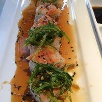 Photo taken at Domo Japanese Restaurant & Sushi Bar by Glenn F. on 5/27/2014