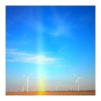 Photo taken at Meadow Lake Wind Farm by Glenn F. on 11/30/2012