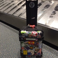 Photo taken at Norfolk International Airport Baggage Claim by Glenn F. on 1/19/2014
