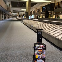 Photo taken at Norfolk International Airport Baggage Claim by Glenn F. on 4/18/2014