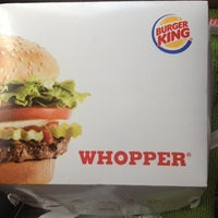Photo taken at Burger King by Andrew B. on 3/20/2014