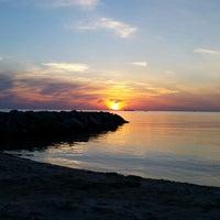 Photo taken at Bay Creek Beach by Bruce E. on 6/29/2014
