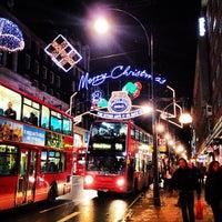 1/1/2013 tarihinde Roy M.ziyaretçi tarafından Oxford Street'de çekilen fotoğraf