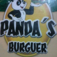 Photo taken at Panda's Burguer by Chirley Maria Nobre N. on 12/21/2012