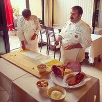 Photo taken at Osteria Della Cavazzona by Francesca F. on 9/21/2014