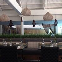 Photo taken at Quattro restaurant @ The Level by Gustavo P. on 8/28/2014