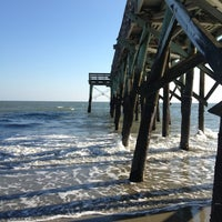 Photo taken at Isle of Palms Beach by Tricia S. on 12/9/2012