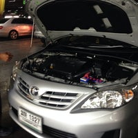 Photo taken at Poli-Chem Car Wash by Aom Chanida on 6/21/2014