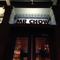 Photo taken at Mr. Chow by doug j. on 11/8/2013