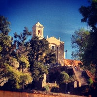 Photo taken at Ex Convento De San Francisco by Ulises G. on 1/30/2014