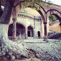 Photo taken at Ex Convento De San Francisco by Ulises G. on 1/20/2014