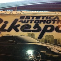 Photo taken at Likespa by Ana M. on 2/3/2013