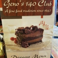 Photo taken at Geno's 140 Club by Mark M. on 9/11/2016