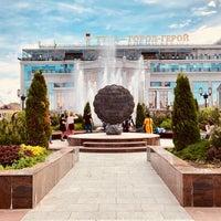 Photo taken at Памятник прянику by Olique🍭 R. on 5/19/2018