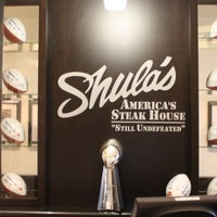 Photo taken at Shula's America's Steak House by Pierre P. on 8/1/2015