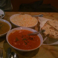 Photo taken at Moghul Palace India Cuisine by Yuta M. on 4/19/2013