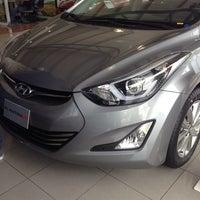 Photo taken at Hyundai by Rodrigo Z. on 5/30/2014