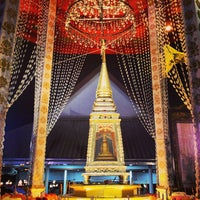 Photo taken at Wat Phichaiyatikaram by Gobgap S. on 5/24/2013