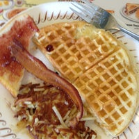 Photo taken at Waffle House by Shawnie O. on 7/24/2013