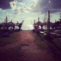 Photo taken at Tony Frey Windsurfing Club by Dimitris M. on 9/22/2013