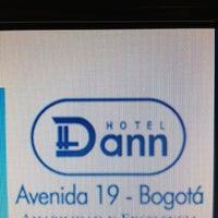 Photo prise au Hotel Dann par Gustavo F. le10/12/2012