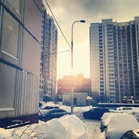 Photo taken at Двор by Аня М. on 1/21/2013
