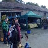 Photo taken at Ballycross Apple Farm by Ken P. on 10/21/2012
