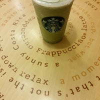 Photo taken at Starbucks by Bean T. on 10/25/2013
