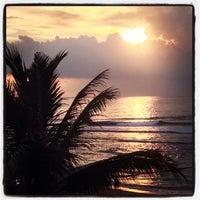 Photo taken at Rosand Waves Hikkaduwa by Banu A. on 11/4/2013