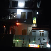 Photo taken at Rosand Waves Hikkaduwa by Banu A. on 6/15/2013