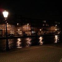 Photo taken at Amsterdam Canals by Thibault L. on 4/24/2013