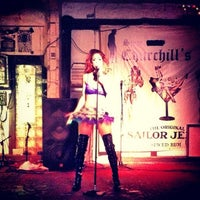 Photo taken at Churchill's Pub by Chaise C. on 9/14/2012