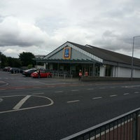Photo taken at Aldi by Andris S. on 8/14/2013