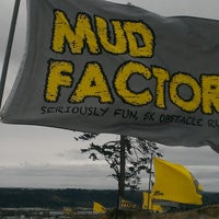 Photo taken at Mud factor by Tiffany D. on 9/29/2013