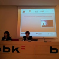 Photo taken at Gran Casino Bilbao by Ramiro G. on 1/30/2013
